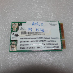 1842. Wireless Intel Pro 3945ABG Fujitsu Amilo Pi 1536 Fujitsu Siemens