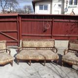Canapea si pereche fotolii, stil BAROC - Mobilier, Necunoscut, 1800 - 1899