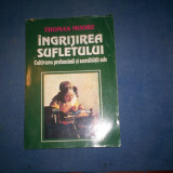 Carte de aventura - INGRIJIREA SUFLETULUI CULTIVARE PROFUNZIMII SI SACRALITATII SALE