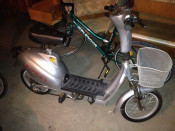 Moped Electric foto