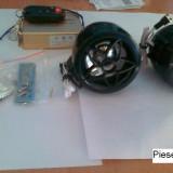 Alarma moto scuter Mp3 / Radio / SD / USB