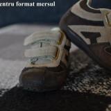 Adidasi copii Chico S, Unisex, Marime: 18, Gri - Vand adidasi chicco marimea 18 in stare excelenta!