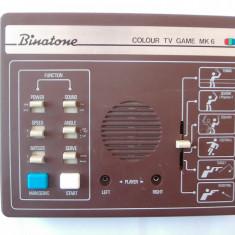 Consola - JOC BINATONE COLOUR TV GAME MK6, VINTAGE, ANII 80 !