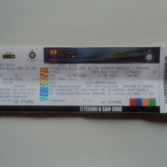 Bilet meci fotbal INTERNAZIONALE MILANO - CFR CLUJ 14.02.2013 Europa League