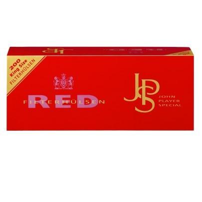 TUBURI TIGARI JOHN PLAYER SPECIAL  RED 5 x 200 - 1000 tuburi foto mare