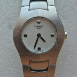 TISSOT CEAS DE DAMA - Ceas dama Tissot, Fashion, Quartz, Inox, Analog, 2000 - prezent