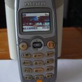 Telefon Alcatel, Gri, Nu se aplica, Neblocat, Fara procesor, Nu se aplica - Alcatel OT 332 - telefon clasic, de colectie Vintage - decodat, in stare buna