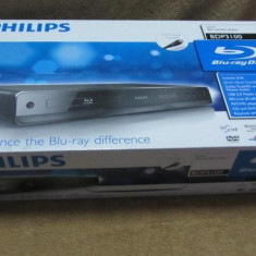 Blu-Ray player PHILIPS BDP 3100/12 - folosit o singura data, CA NOU