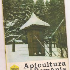 Revista/Ziar - 5A(000) revista-APICULTURA IN ROMANIA februarie 1986