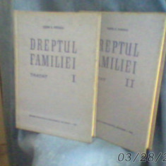 Lot.3.volume.tratat.dreptul.familiei/i.filipescu/tudor.popescu/stare.f.buna - Carte Dreptul familiei
