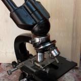 Microscop laborator Carl Zeiss Jena