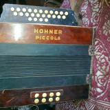 ARMONICA FOARTE VECHE HOHNER-PICOLLA - Orga