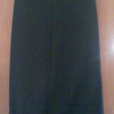 Pantalon baiat, marimea 30 - Uniforma scolara George, Culoare: Bleumarin, Bleumarin