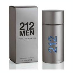 Parfum Original Men Carolina Herrera Men 100 ml EDT 190 Ron - Parfum barbati Carolina Herrera, Apa de toaleta