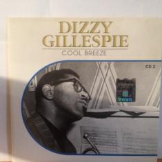 DIZZY GILLESPIE - COOL BREEZE (2002) - Muzica Jazz Altele, CD