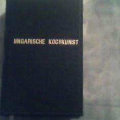 Ungarische Kochkunsdt-Evelyne Deutsch I - Carte Literatura Germana