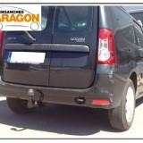 Carlig remorcare auto Dacia Logan MCV