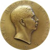 MEDALIE CAROL II 2004 UNC - Medalii Romania