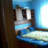 Pat dormitor, Simplu - Set mobila copii