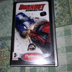 Burnout Dominator - psp - Jocuri PSP Ea Games
