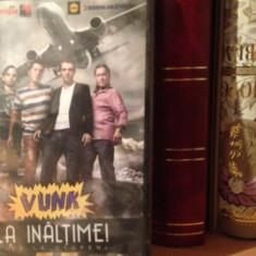 VUNK - LA INALTIME (2012) - DVD cu MUZICA - NOU/SIGILAT - Muzica Rock mediapro music