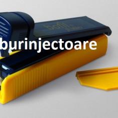 Aparat rulat tigari - Injector tutun JUMBO Bofil pentru un tub + spatula