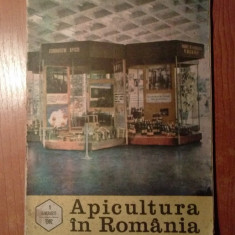 Revista apicultura in romania nr.1 ianuarie 1982