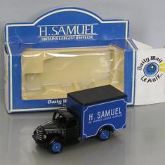 Camion Bedford 30 cwt H.Samuel, Lledo - Macheta auto