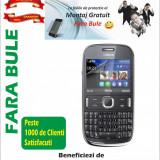 Folie de protectie Nokia Asha 302 screen Guard . MONTAJ iNCLUS in Pret