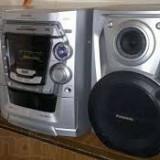 Combina audio - Panasonic ak 200