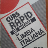 CURS RAPID DE INITIERE IN LIMBA ITALIANA - Edvi Bestazzi