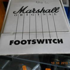 Pedala Marshall - Amplificator Chitara
