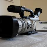 Camera video sony vx 2000 E, Mini DV, sub 3 Mpx, CCD, 2 - 3