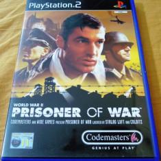 Joc Prisoner of War, PS2, original, 19.99 lei(gamestore)! Alte sute de jocuri! - Jocuri PS2 Codemasters, Actiune, 12+, Single player