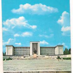 Carti Postale Romania dupa 1918, Circulata, Printata - Carte postala(marca fixa)-BUCURESTI-Academia Militara