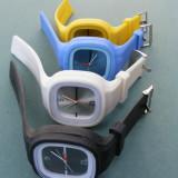 Vand ceasuri jelly watch, cauciuc - Ceas unisex