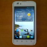 Telefon mobil LG Optimus Black, Alb, 2GB, Neblocat, Single core, 512 MB - LG p970 Optimus Black Alb Neverlocked