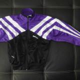 Hanorac Adidas; marime 140: 40 cm bust, 54 cm lungime; 100% poliester; impecabil