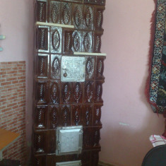 Vand soba teracota, Gaz