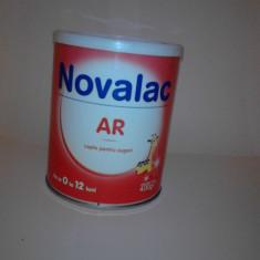 Lapte praf bebelusi Novalac, De la 0 luni - Novalac AR 0-12luni pentru combaterea regurgitatiilor / refluxului