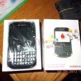 Vodafone Smart Chat+Garantie NOU - Telefon mobil Vodafone, Negru, Fara procesor, Smartphone, Touchscreen+Taste