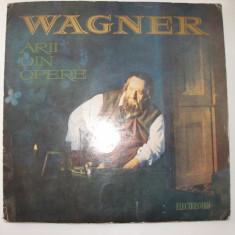 DISC VINIL ELECTRECORD WAGNER - Muzica Opera