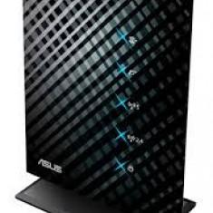 Router Wireless ASUS RT-N53 Dual-Band N600 b/g/n 300x2Mbps - internet fara fir, Porturi LAN: 4, Porturi WAN: 1