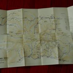 Harta Turistica - Muntii Caliman - Birgau !!