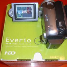 JVC GZ-MG21E - Camera Video JVC, Hard Disk, sub 3 Mpx, CCD, 2 - 3