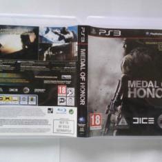 Medal of Honor (PS3) (ALVio) + sute de alte jocuri PS3 ( VAND / SCHIMB ) include pe disc si jocul Medal of honor Frontline remasterizat
