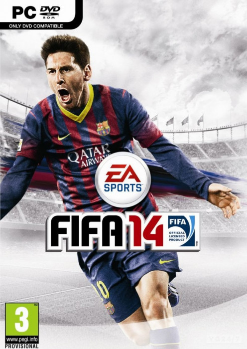 Fifa 14 (2014) Origin CD-Key foto mare