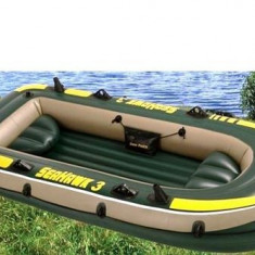 Barca Pescuit - BARCA GONFLABILA PNEUMATICA SEAHAWK 3 intex***
