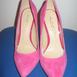 Pantofi dama Aldo, Marime: 38, Rose - Pantofi ALDO