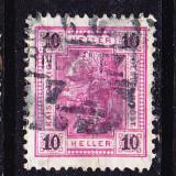 Timbre MONARHIA AUSTRO-UNGARA 1867-1908 = CIRCULATE IN BUCOVINA  -  CERNAUTI